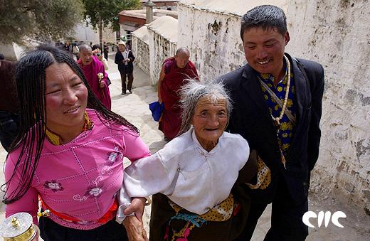 圖片:雪域風光-西藏聖城拉薩