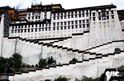 图片:雪域风光-西藏圣城拉萨