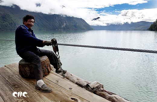 图片:雪域风光-西藏江南林芝