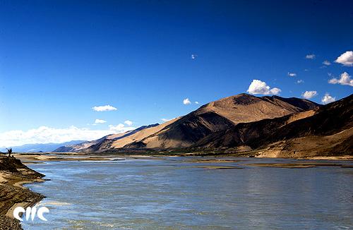 圖片:雪域風光-西藏聖地日喀則