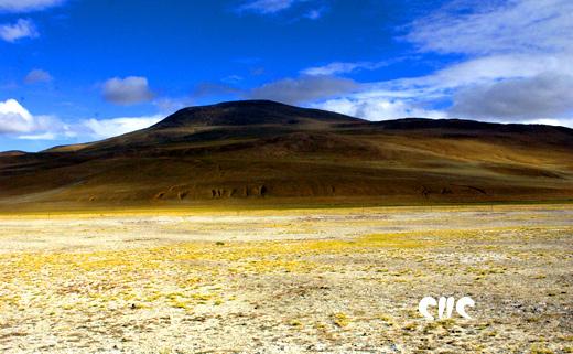 图片:雪域风光-西藏圣地日喀则