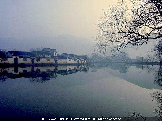 中國風光圖片